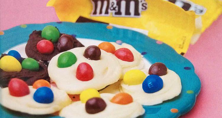 galletas-chocolate-M&M'S-cacahuete-receta-golosinas-frutos-secos-golosinas-dori-sanlucar-barrameda