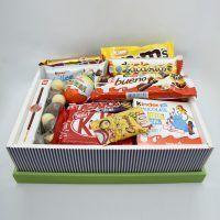 Caja de chocolates - verde