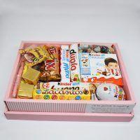 Caja de chocolates - mediana